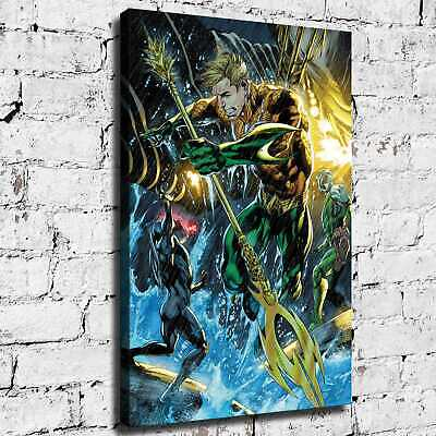 Marvel hero HD Canvas print Painting Home Decor Room Picture Wall art 125722