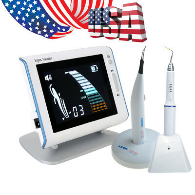 Dental Root Canal Apex Locator & Gutta Percha Obturation Pen + Obturation Gum