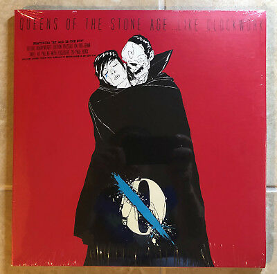 Queens of the Stone Age ...Like Clockwork 2-LP Deluxe 180g Vinyl + 20-page Book