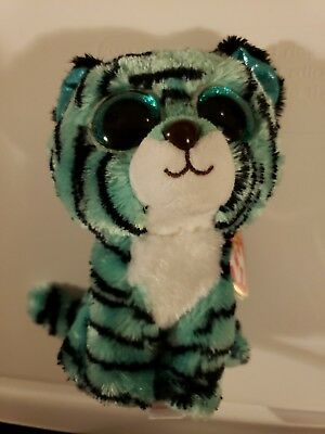 Ty Beanie Boos Tess Justice Exclusive 6
