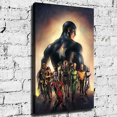 Marvel's hero HD Canvas prints Painting Home Decor Picture Room Wall art 125774