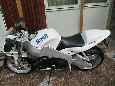 Buell XB9R Firebolt, 2004, 3,253 Mileage. Excellent Condition.