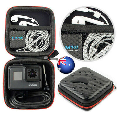 AU Travel Carry Case Storage Bag Box Waterproof For GoPro Hero 7 6 5 4 Black