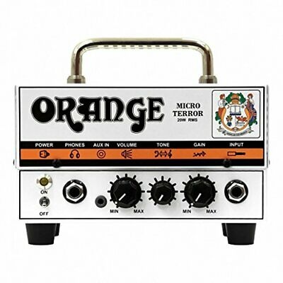 ORANGE Micro Terror 20W Mini Guitar Head, Solid State guitar amp head MICRO TER