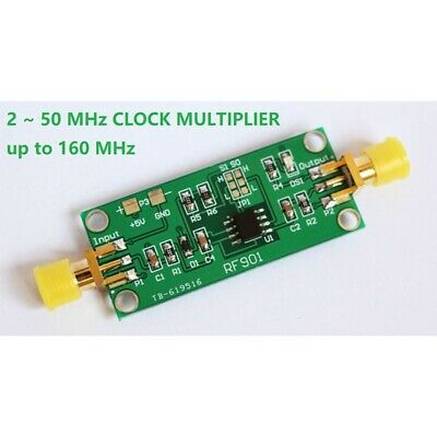 Clock Multiplier Module Frequency Multiplier Module 2-50MHz SMA Interface