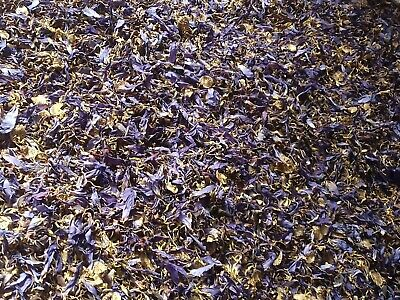 Blue Lotus Flowers 0.5 oz(14 g) Pure,Organic,Well Cleaned & Dried Free Shipping