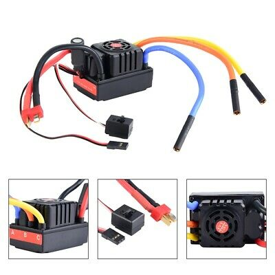 Hobbywing EZRUN MAX8 with 2200kv Motor Combo with Twin Deans #HW38010400