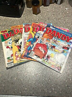 Dandy Comics X 6 2003/2004