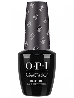"OPI GELCOLOR "" BASE COAT"" 15ml / GEL POLISH"