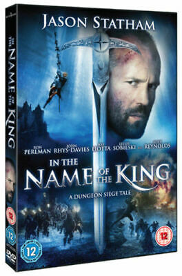 In The Name Of The King-Dvd-Jason Statham-Brand New Sealed