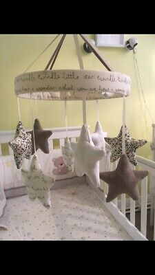 Mothercare Neutral Musical Cot Mobile