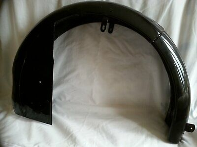 Velocette MAC/MOV rear mudguard (repaired original)