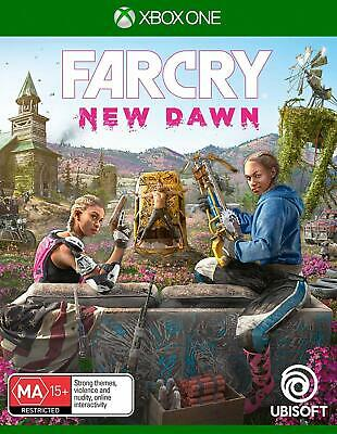 Far Cry New Dawn Xbox One Brand New Game