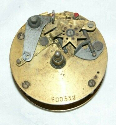 Vintage ABEC Clock/Timer Movement, Spares/Repair