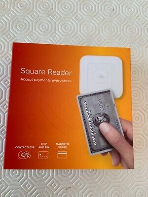 Square card reader - Brand New