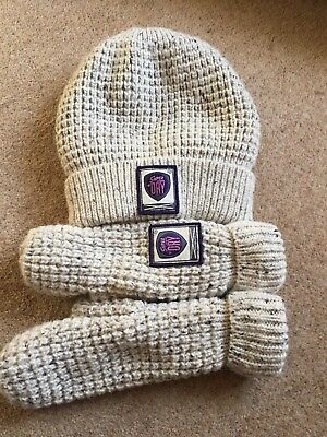 SUPERDRY - Matching Set hat and gloves