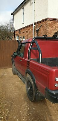Landrover discovery td5 pickup