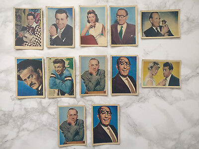 1960 Snap Card Products - Associated-Rediffusion