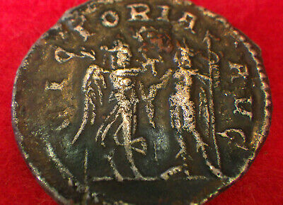 GALLIENUS    Founded SPQR / Defeated Germania       ROMAN COINS Collections