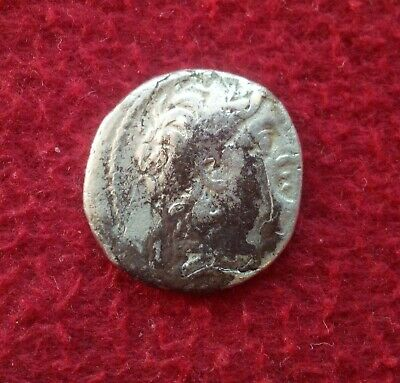 Silver Half Shekel Of Tyre Coin Ancient Jesus Holy Land GREEK Phoenicia $750 !!