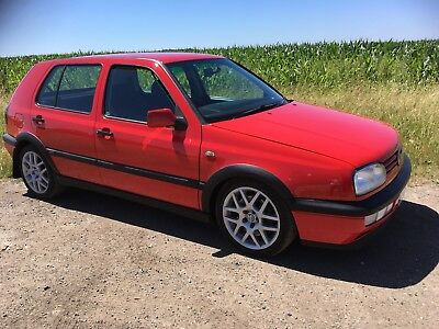 Vw golf mk3 gti. ,ac very clean car with lots of service history long mot