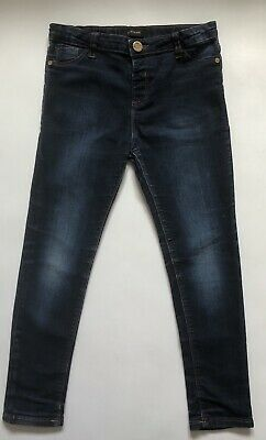 boys River Island blue jeans age 9 Years