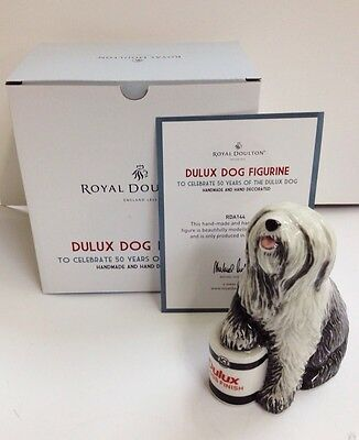 Royal Doulton Dulux Dog x 10
