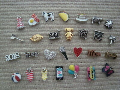 """Authentic Origami Owl """"Your Choice"""" of Charms....some HTF  """"New""""  #C5 >?"""