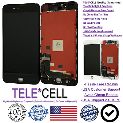 USA LCD DISPLAY Touch Screen Digitizer Replacement Parts For