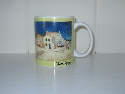 """Vincent Van Gogh """"The Yellow House"""" Coffee Mug ~ Art Institute of Chicago"""