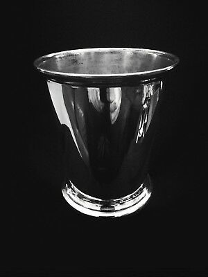 Vintage Sterling Silver Poole Mint Julep Cup #58 🥛🎁
