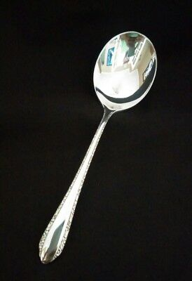 Wild Flower by Royal Crest Sterling Silver Soup Ladle HHWS  Custom Made 10 1//2/""