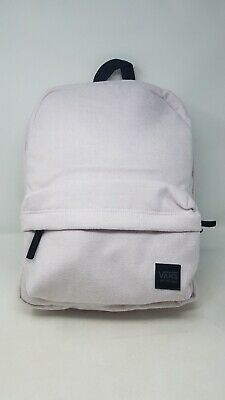 ac3f2c8fc2 Vans Deana Iii Lavender Fog Pink Black Backpack Padded Shoulders New With  Tag