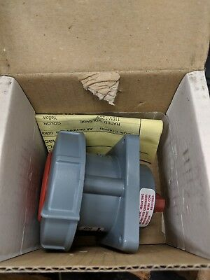1x CD430R7W & 1x CDBB1 Set Cooper Pin & Sleeve Outlet & Box IEC309 430R7W