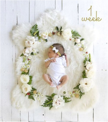 DIY Newborn Photography Props Baby Photo Shooting Backdrop Background