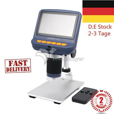 USB Digital Microscope HD Display THT SMD Tool Soldering Phone Repair DE DHL EU
