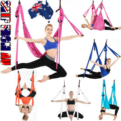 Decompression Aerial Yoga swing Yoga Silk Yoga Hammock Ultra Strong Anti-gravity