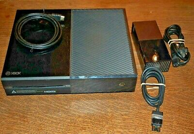 Microsoft XBOX ONE Console Model 1540 500 GB With HDMI Cable and Power Adapter