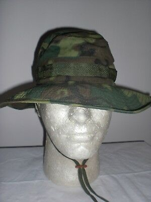 d9cbc6e12ee VIETNAM ERA BOONIE Hat Korat Captain US Air Force Tuskegee Airmen ...