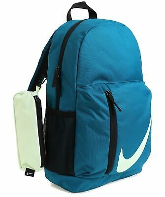 b382898f48d3 NEW NIKE Kids Backpack travel school bag NEW with tags + Pencil Case  BA5405-301