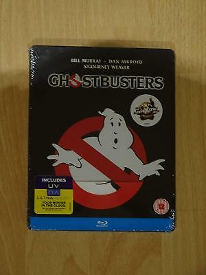 Ghostbusters - Limited Edition Steelbook (Blu-ray) BRAND NEW!!