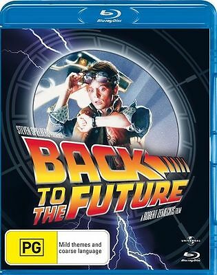 Back To The Future ( Blu-ray )