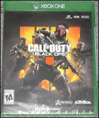Call of Duty: Black Ops 4 - Microsoft Xbox One - Brand New and Sealed