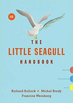 The Little Seagull Handbook 3rd edition (PDF-Free Delivery)