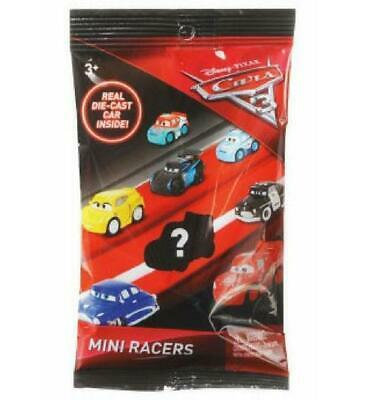 ***Disney Pixar Cars Mini Racers, Assorted. Sealed Pkg. You Choose Favorite!***