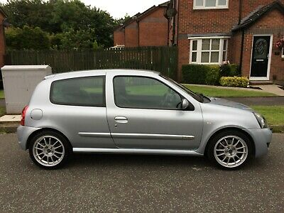 Clio 172 the best available 72,000 miles 2 owner immaculate in every way FSH