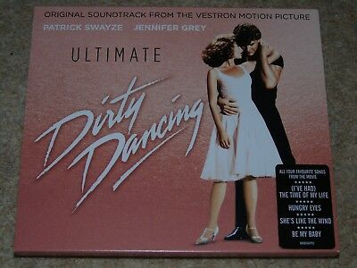 Dirty Dancing New Cd Original Soundtrack 2017 Sony Release Ultimate Collection