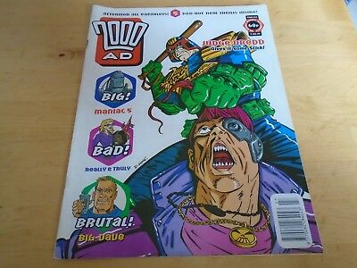 2000 Ad Comic 3Rd July 1993