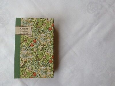 New Morris & Co Guest Soaps 4x50g in Floral Box