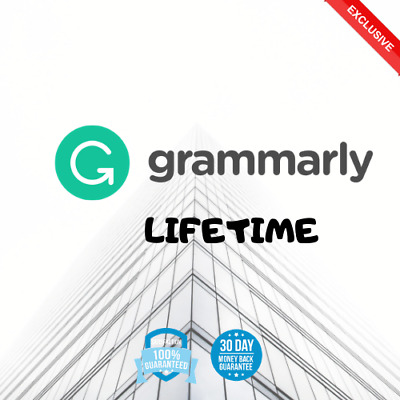 | SALE  | Grammarly Premium Lifetime Account [Quick Delivery]🔥